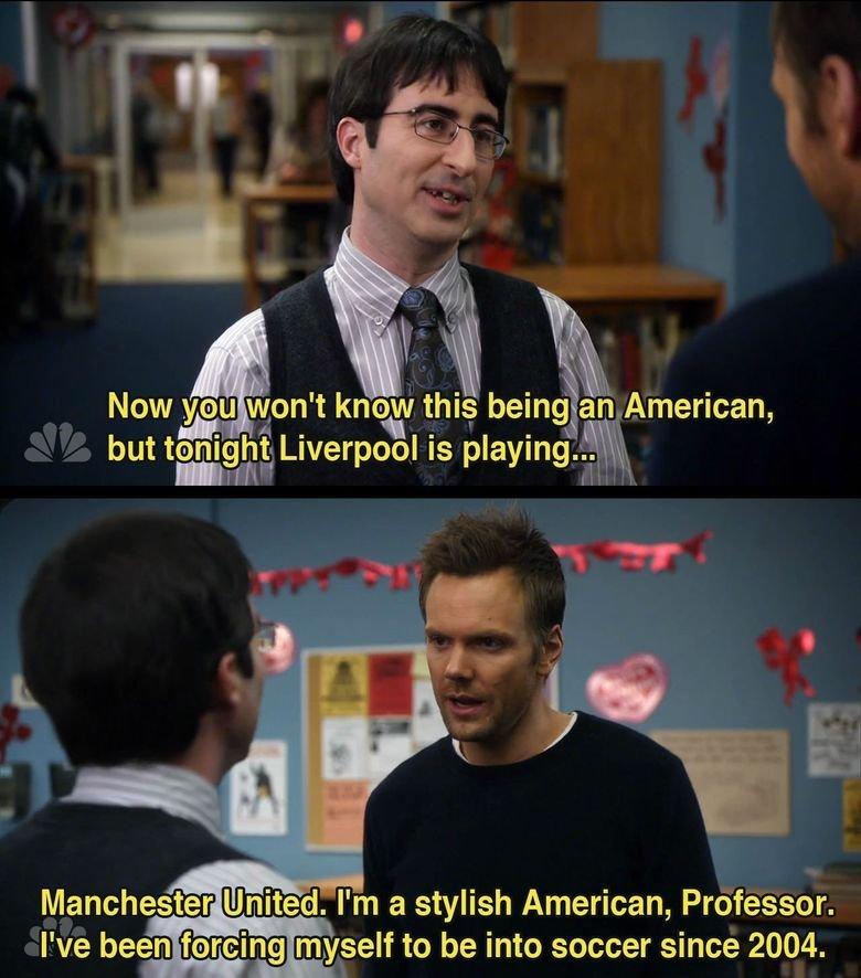 soccer. . lil Ili; blow ilialiali,, . won' t kil' llwr, this being's) icij'), American, Manchester Billi' ' iti; 'll!!, a stylish American, Professor. I' been ' John oliver Soccer american