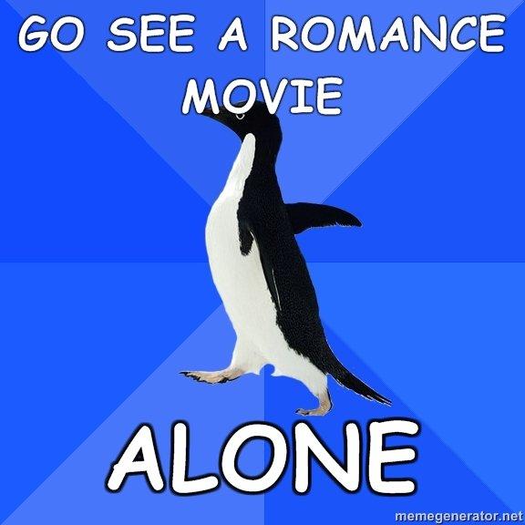 Socially Awkward Penguin 3. S.A.P has a sadly sad socially awkward life<br /> learn more for 13+ thumbs. ac) SEE A RC) MOVIE socially awkward PENGUIN is