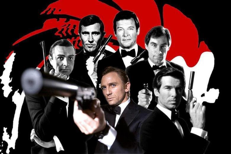 Some quality Bonding time. The names Bond. james bond