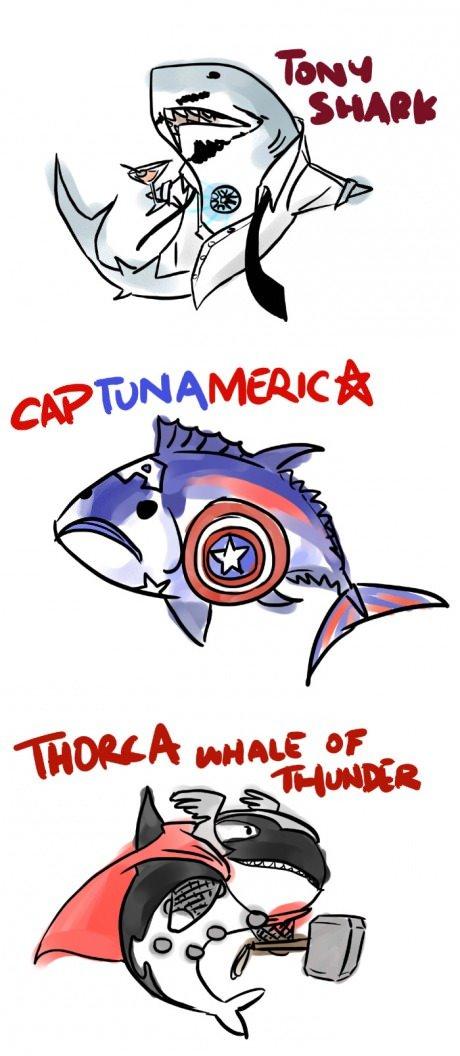 Somethings fishy.... .. Iron Manatee?