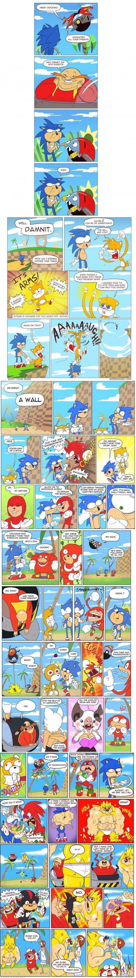 Sonic's adventure. . Hia mm T APE!