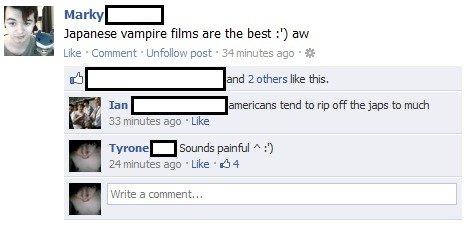 Sounds painful. .