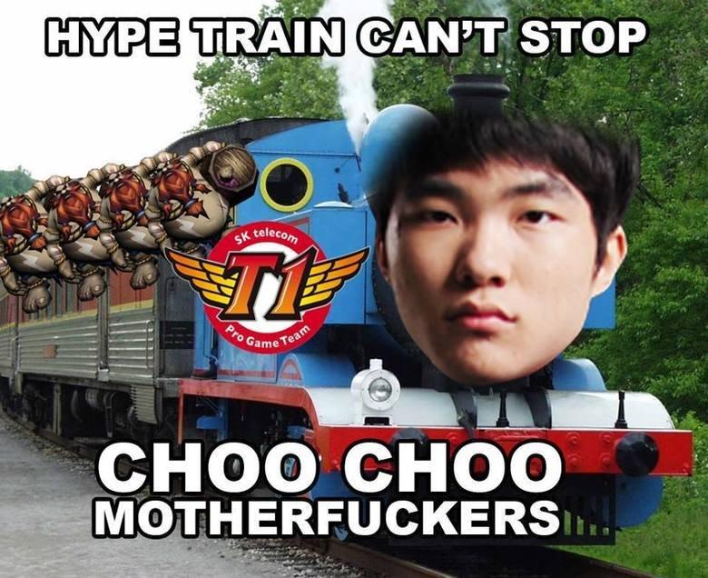 South Korea is best Korea. Chugga chugga CHOO CHOO Also shameless plug. If you wanna play league and start an account click here! signup.leagueoflegends.com/?re SKBK