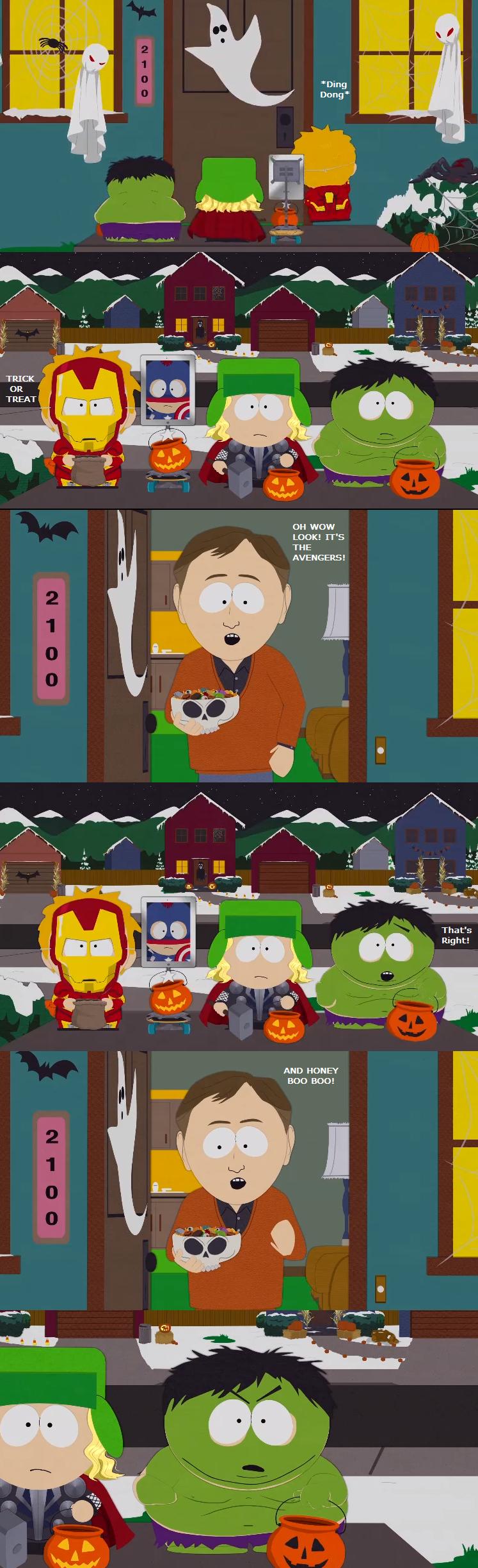 South Park. .