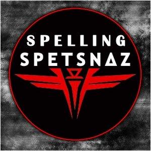Spelling Spetsnaz. never spell wrong comrades. SPELLING'S SPETSNAZ Spelling Spetsnaz comrades spell sentence structure