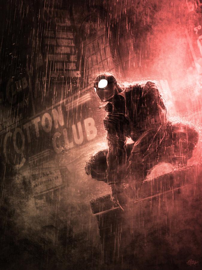 Spider-Man Noir. .. Fun game