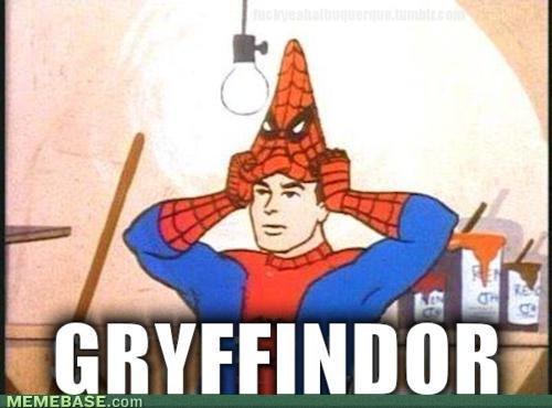 Spiderman Sorting Hat. .. kkk