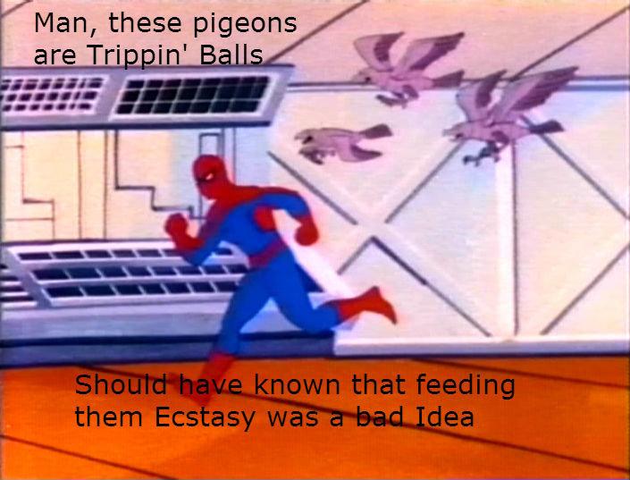 Spiderman. . Man, these piger