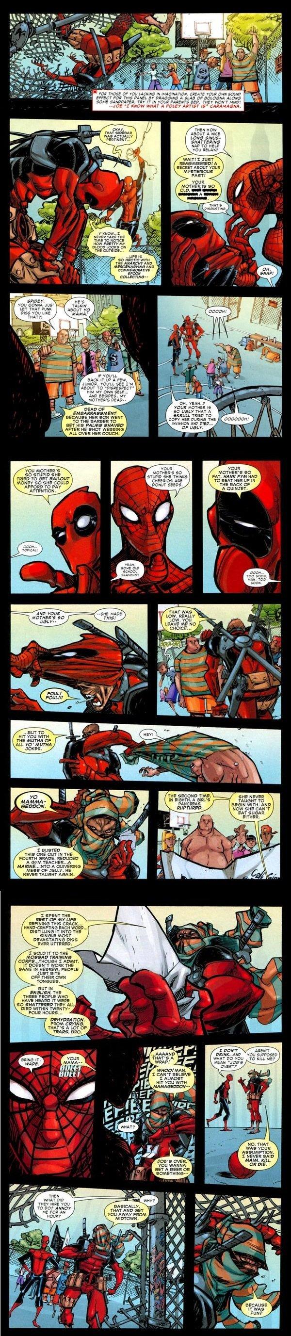 Funnay Ha Ha Spiderman_f56c5b_1656052