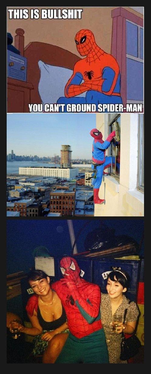 spidermon. . THIS IS ; SCII' I'