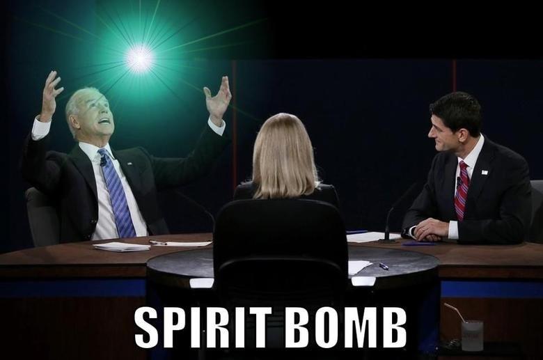 SPIRIT BOMB. . s/ ifwr Boris