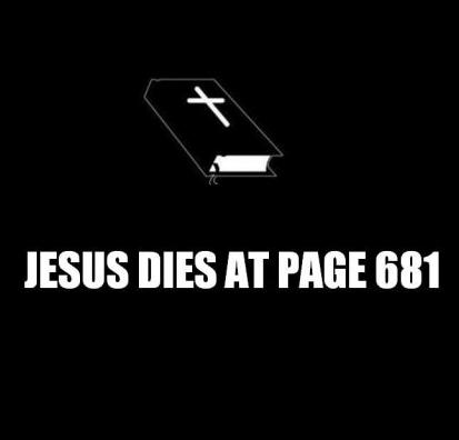Spoiler Alert. . JESUS AT PAGE 531. SPOILER ALERT Judas tells the Romans.