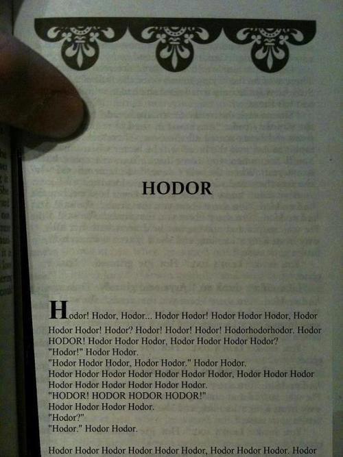 Spoilers!. . IL, linden'. Hodoor, I-{ odor Hotter! Haydon Hoar Haider. mat' Hadar , Feodor? Rudolf Hoder! Hod. or! . .. Hf.) DORI, Dmitri Andm Humor. Hodor Hand