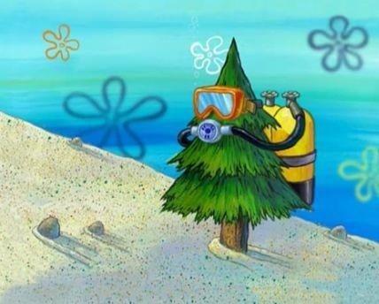 Spongebob Logic. .. obligatory