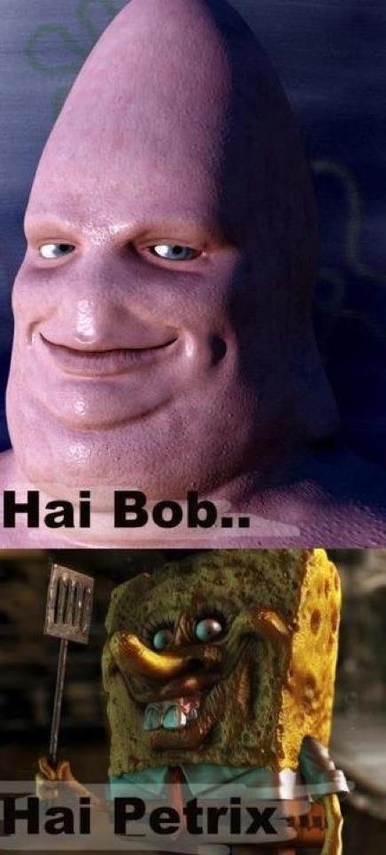 Spongebob. NOT OC.. Wat?