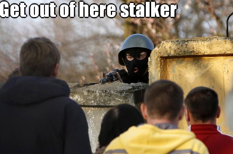 Stalker; Shadow of Ukrainybl. .. CHEEKI BREEKI