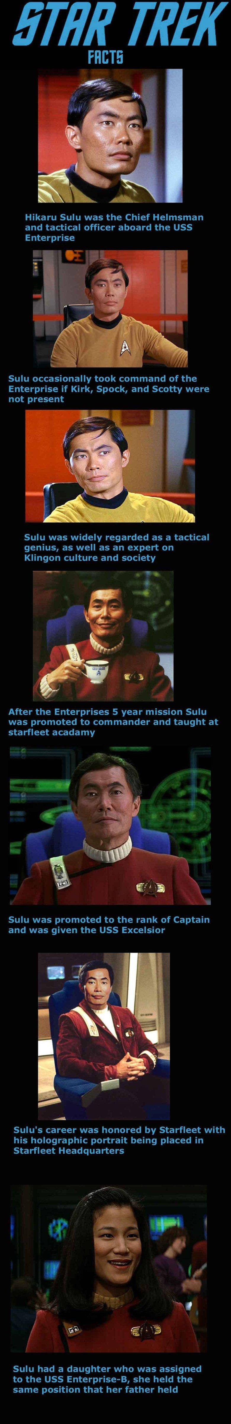 Star Trek Facts- Sulu. www.funnyjunk.com/Star+Trek+Facts-+Scotty/funny-pictures/5091120/ Scotty www.funnyjunk.com/Star+Trek+Facts-+Bones/funny-pictures/5089847/