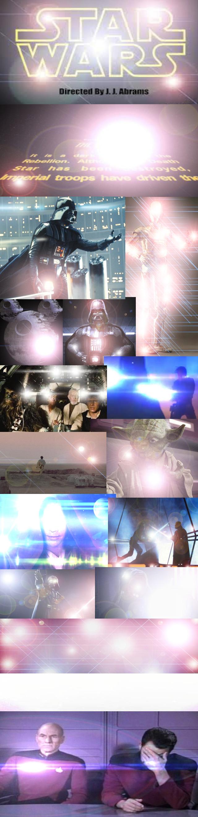 Star Wars Episode VII. I can't wait!.