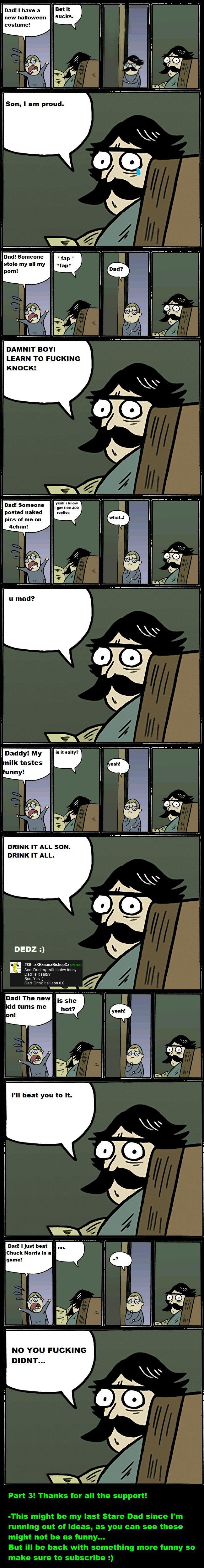 Stare Dad Compilation 3 (Part 4 in desc). Part 4:funnyjunk.com/funny_pictures/1283901/Stare+Dad+Compilation+4/<br /> Funny Stare Dad Comp!:funnyjunk.com/f Stare Dad Compil