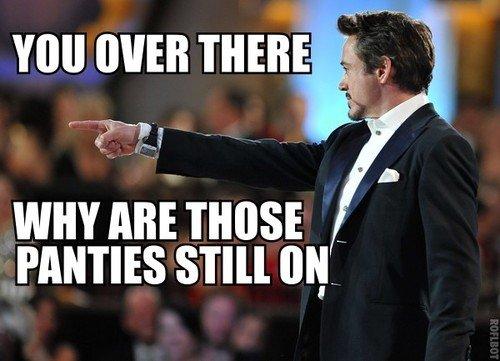 Stark. . WHY minus: - PANTIES SIM on