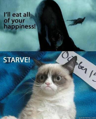 Starve. .