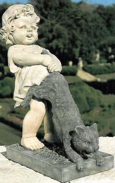 Statues. .