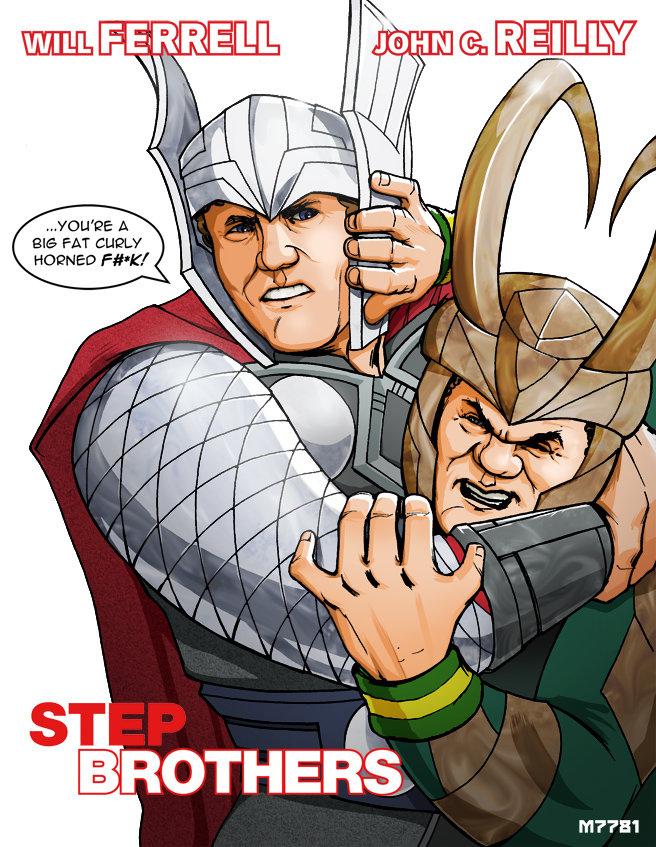 Stepbrothers. . llil
