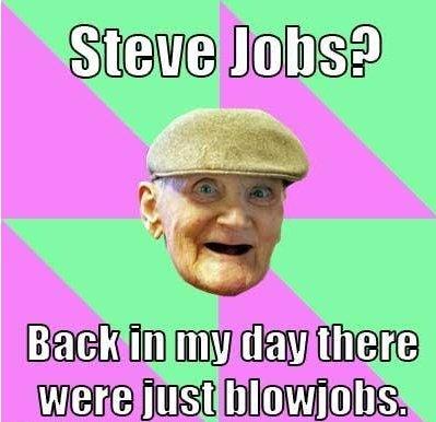Steve Jobs?. Nahh..