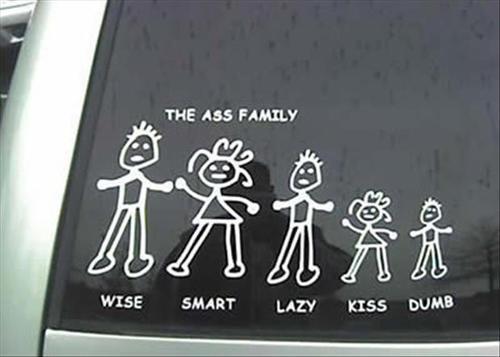 Stick Families. .