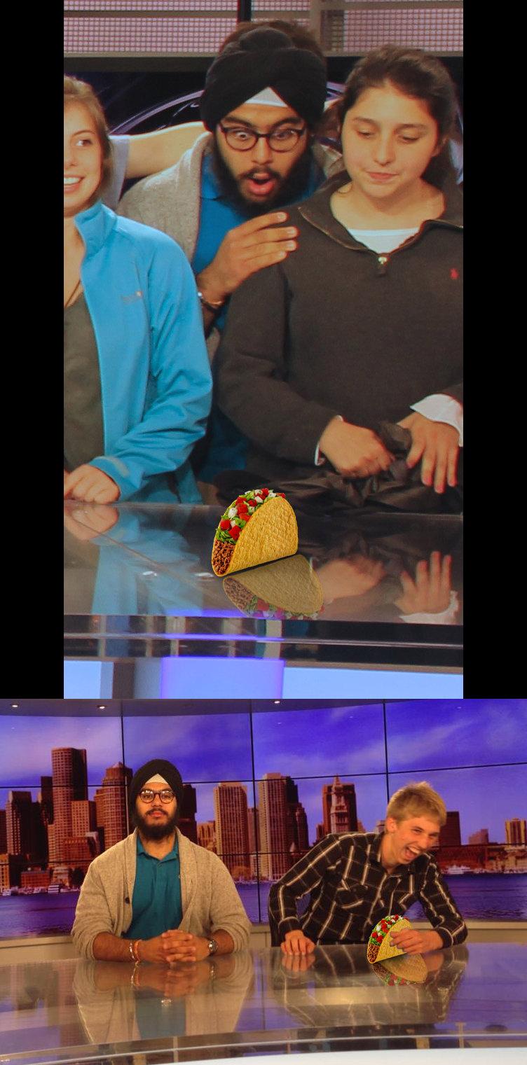 Stolen Taco. .