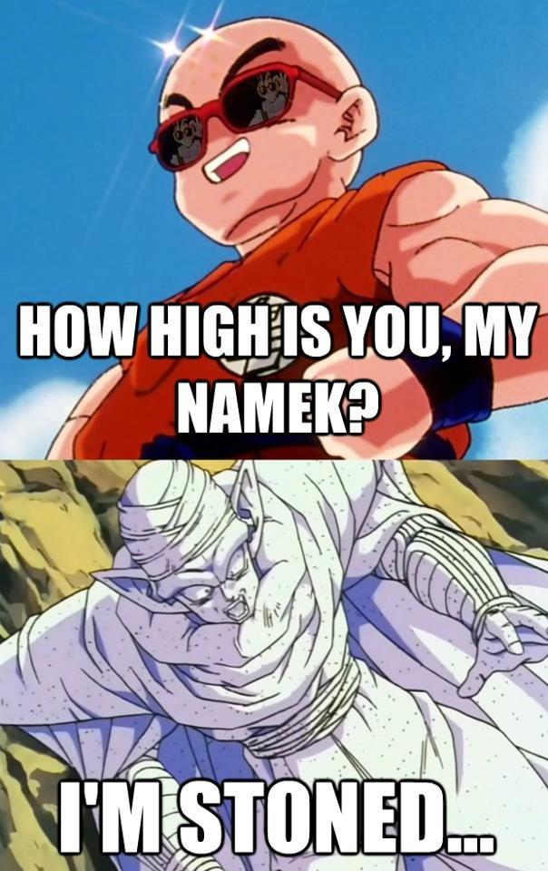 stoned. .
