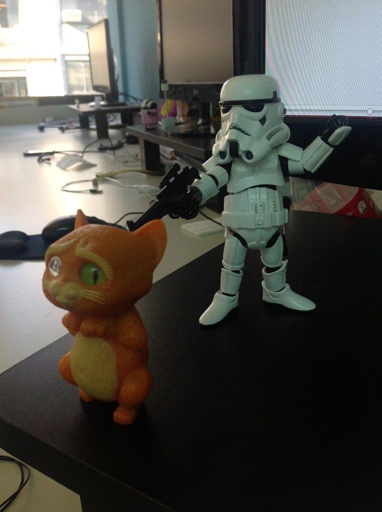 stormtrooper. .