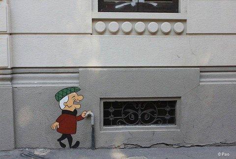 street art. .