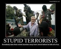 Stupid Terrorists. .