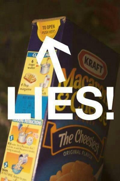 Such Lies!. .
