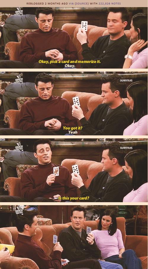 Such magic. . Oka y, pick a card it, Oka y, You got it? Yeah