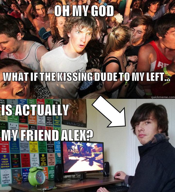 Sudden Clarity Alex. .