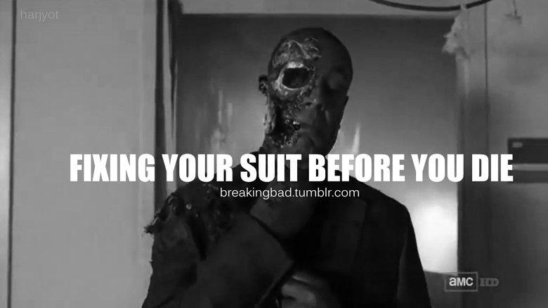 Suit Up. meth. Meth