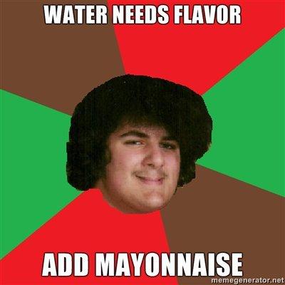 Super Fly Fat Zak. 2nd one .. Mayonnaise needs more mayonnaise. yupp