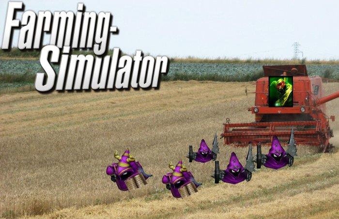 Susan edition. not mine.. I love farming simulator lol