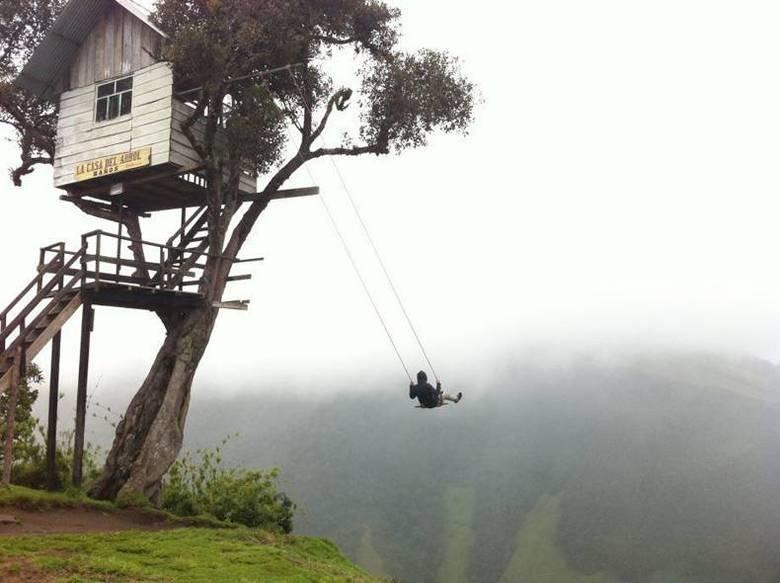 Swing. sweet.. looks like fun...
