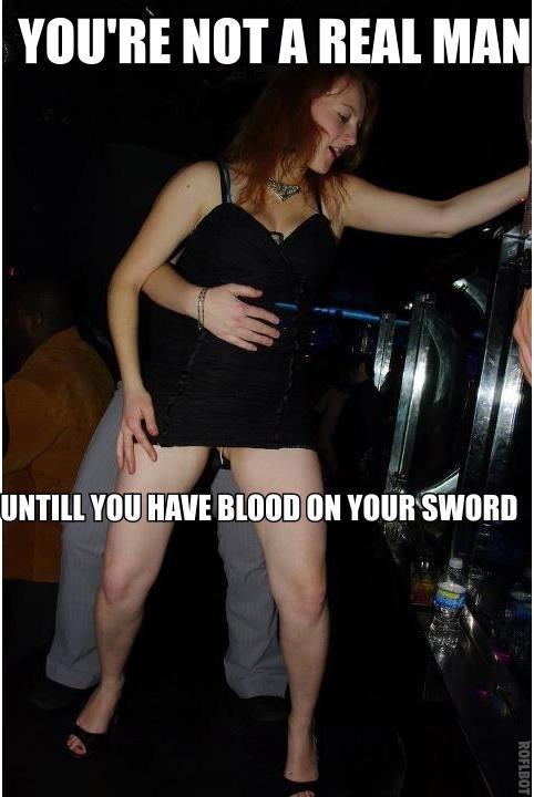 Sword swinger. . VINE! NOT A BEN, MAN 1 ii. tif NULL VIII] HINT TAGS SUCK DICK