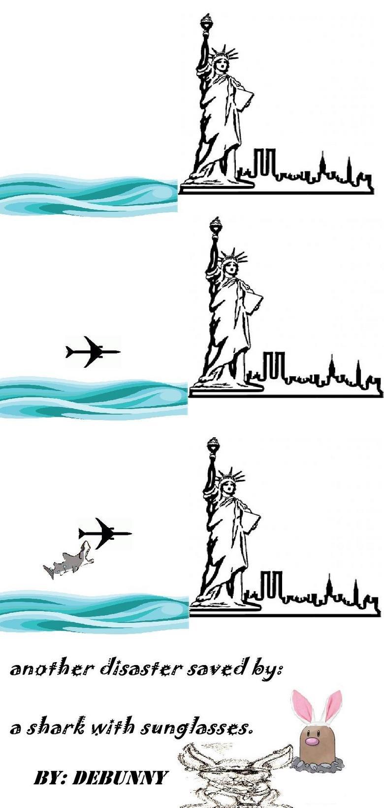 sydney shark. .