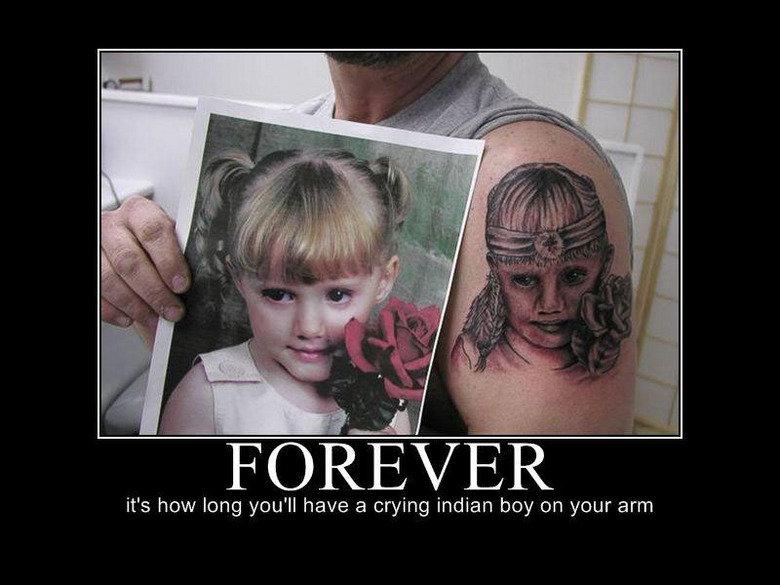 tatoo fail. .. ITS BEOWULF