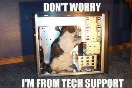 Tech-cat. .