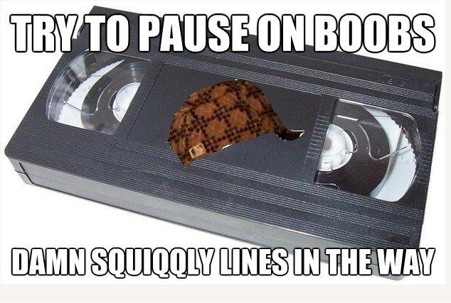 Teenage Scumbag VHS. .