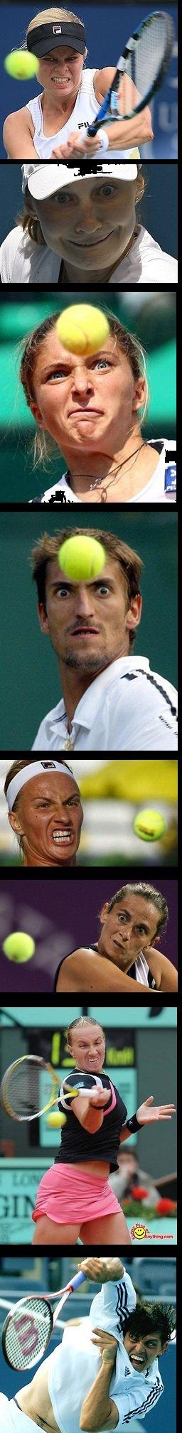 Tennis. add & sub Found on interwebz.