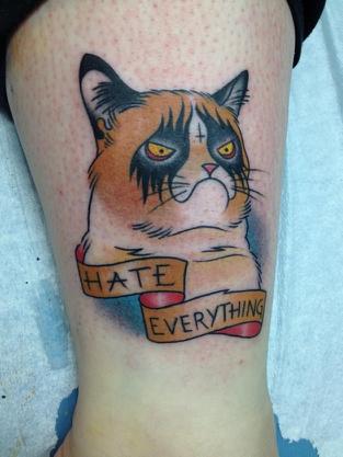 Terrible Tattoo!. .
