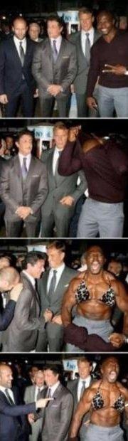 Terry, Whatcha Doin?. .