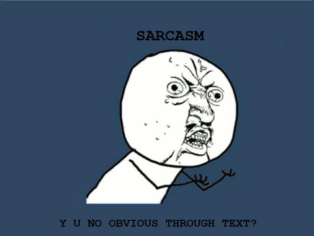 Texting Fail. Quick way to misinterpret someone..